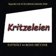 Malbuch für Erwachsene PDF (Kritzeleien)