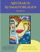 Malbuch (Abstrakte Ausmalvorlagen)