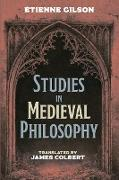 Studies in Medieval Philosophy