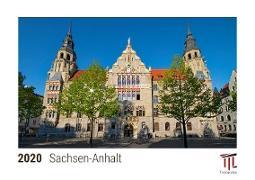 Sachsen-Anhalt 2020 - Timokrates Tischkalender, Bilderkalender, Fotokalender - DIN A5 (21 x 15 cm)
