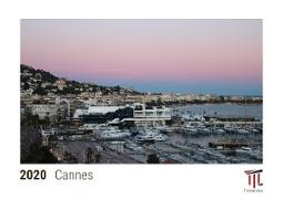 Cannes 2020 - Timokrates Tischkalender, Bilderkalender, Fotokalender - DIN A5 (21 x 15 cm)