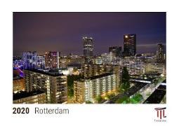 Rotterdam 2020 - Timokrates Tischkalender, Bilderkalender, Fotokalender - DIN A5 (21 x 15 cm)