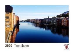 Trondheim 2020 - Timokrates Tischkalender, Bilderkalender, Fotokalender - DIN A5 (21 x 15 cm)