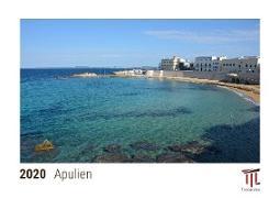 Apulien 2020 - Timokrates Tischkalender, Bilderkalender, Fotokalender - DIN A5 (21 x 15 cm)