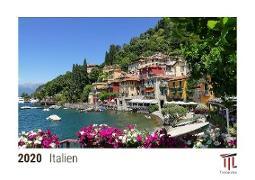 Italien 2020 - Timokrates Tischkalender, Bilderkalender, Fotokalender - DIN A5 (21 x 15 cm)