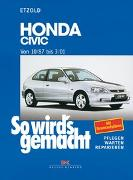 Honda Civic 10/87 bis 3/01