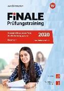 FiNALE Prüfungstraining 2020 Zentrale Klausuren am Ende der Einführungsphase Nordrhein-Westfalen. Deutsch