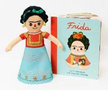 Frida Kahlo Deluxe Doll and Book Set: For the Littlest Dreamers