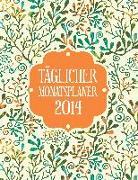 Taglicher Monatsplaner 2014