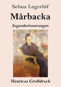 Mårbacka (Großdruck)