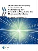 OECD/G20 Projekt Gewinnverkrzung Und Gewinnverlagerung Verhinderung Der Knstlichen Umgehung Des Betriebsstttenstatus, Aktionspunkt