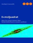 E=mcQuadrat