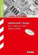 STARK Klassenarbeiten Realschule - Mathematik 7. Klasse Wahlpflichtgruppe II/III