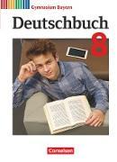 Deutschbuch Gymnasium 8. Schuljahr. Neubearbeitung. Schülerbuch. BY