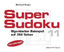 Supersudoku 11 (5 Exemplare à 3,99 €)
