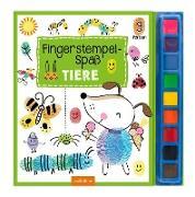 Fingerstempel-Spaß Tiere