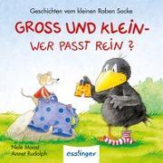 Der kleine Rabe Socke: Groß und Klein – Wer passt rein? – Mini-Ausgabe