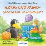 Der kleine Rabe Socke: Eckig und Rund – Geschenke kunterbunt! – Mini-Ausgabe