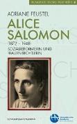 Alice Salomon (1872-1948)