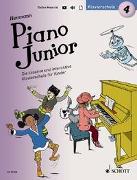 Piano Junior: Klavierschule 4