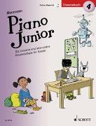 Piano Junior: Theoriebuch 4