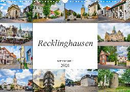 Recklinghausen Impressionen (Wandkalender 2020 DIN A3 quer)