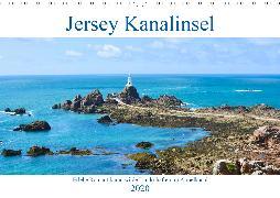 Jersey Kanalinsel (Wandkalender 2020 DIN A3 quer)