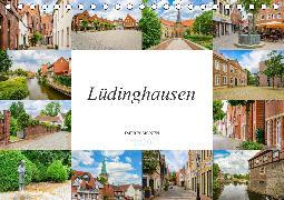 Lüdinghausen Impressionen (Tischkalender 2020 DIN A5 quer)
