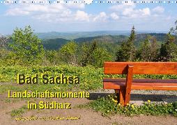 Bad Sachsa - Landschaftsmomente im Südharz (Wandkalender 2020 DIN A3 quer)