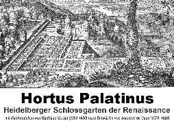 Hortus Palatinus Heidelberger Schlossgarten der Renaissance (Wandkalender 2020 DIN A2 quer)