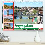 Einzigartiges Italien (Wandkalender 2020 DIN A2 quer)
