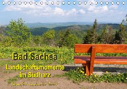 Bad Sachsa - Landschaftsmomente im Südharz (Tischkalender 2020 DIN A5 quer)
