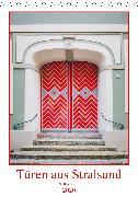 Türen aus Stralsund (Tischkalender 2020 DIN A5 hoch)