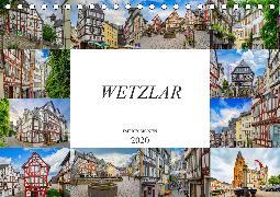 Wetzlar Impressionen (Tischkalender 2020 DIN A5 quer)