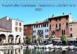 Traumhafter Gardasee: Desenzano und Sirmione (Tischkalender 2020 DIN A5 quer)