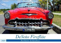 DeSoto Fireflite - Ein Oldtimer der Extraklasse (Wandkalender 2020 DIN A2 quer)
