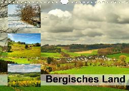 Bergisches Land (Wandkalender 2020 DIN A4 quer)