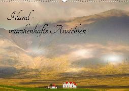 Island - märchenhafte Ansichten (Wandkalender 2020 DIN A2 quer)