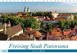 Freising Stadt Panorama 2020 (Wandkalender 2020 DIN A3 quer)