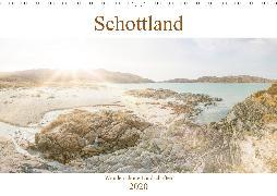 Schottland - Wunderschöne Landschaften (Wandkalender 2020 DIN A3 quer)