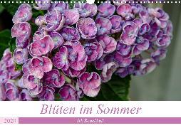 Blüten im Sommer (Wandkalender 2020 DIN A3 quer)