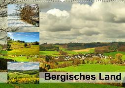 Bergisches Land (Wandkalender 2020 DIN A2 quer)