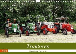 Traktoren - Altgediente Veteranen (Wandkalender 2020 DIN A4 quer)
