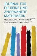 Journal Für Die Reine und Angewandte Mathematik