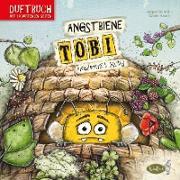 Angstbiene Tobi - Heldenhaft mutig