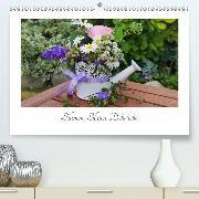 Blumen, Blüten, Dekoliebe (Wandkalender 2020 DIN A2 quer)