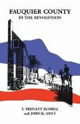 Fauquier County in the Revolution