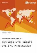 Business Intelligence Systeme im Vergleich. Softwarequalität und Usability