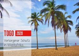 Togo - Verborgener Schatz in Westafrika (Wandkalender 2020 DIN A2 quer)