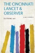 The Cincinnati Lancet & Observer